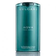 BVLGARI Гель для душа Aqva pour Homme 200 мл