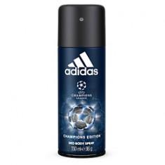 ADIDAS Дезодорант-спрей для мужчин UEFA Champions League Champions Edition 150 мл
