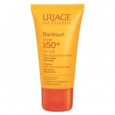 Урьяж/Uriage Барьесан SPF50+ Минеральный cолнцезащитный крем для детей и взрослых 50 мл