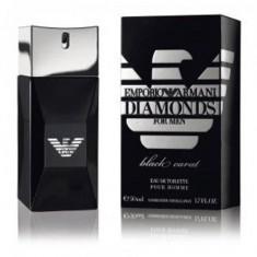 GIORGIO ARMANI EMPORIO DIAMONDS BLACK CARAT вода туалетная муж 50 ml