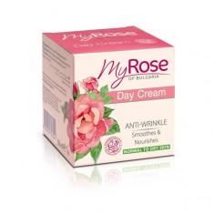 Rose of Bugaria Крем для лица дневной против морщин 50 мл