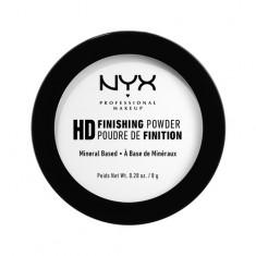 Пудра компактная для лица NYX PROFESSIONAL MAKEUP HIGH DEFINITION FINISHING POWDER тон 01 Translucent