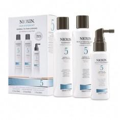 Nioxin Система 5 Набор XXL 300мл+300мл+100мл