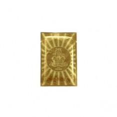 """Патчи """"Agamemnon"""" с 24 к золотом гидрогелевые для глаз, 2,8 г (Baviphat)"""