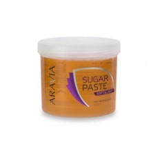 """Сахарная паста """"Мягкая и легкая"""" мягкой консистенции для депиляции, 750 г (Aravia Professional)"""
