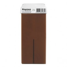 Жирорастворимый воск с ароматом шоколада, 100 мл (Kapous Professional)
