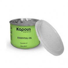 Жирорастворимый воск с эфирным маслом базилика в банке, 400 мл (Kapous Professional)