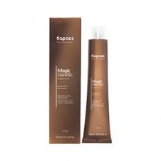 """Крем-краска для волос """"Non Ammonia"""" 6.18 Темный блондин, лакричный, 100 мл (Kapous Professional)"""