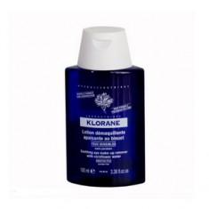 Лосьон с экстрактом василька для снятия макияжа с глаз, 100 мл (Klorane)