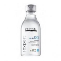 """Шампунь """"Pure resource"""" для нормальных и жирных волос, 250 мл (LOreal Professionnel)"""