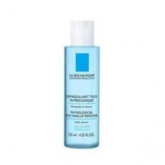 Физио-средство для снятия макияжа с кожи вокруг глаз, 125 мл (La Roche-Posay)