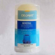Минеральный дезодорант с планктоном, 100 г (DeoNat)