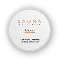 Скраб с экстрактом грейпфрута очищающий, 350 мл (Saona Cosmetics)
