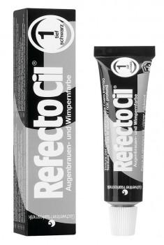 REFECTOCIL Краска для бровей и ресниц, № 1 черный 15 мл