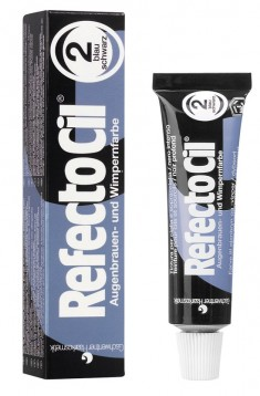 REFECTOCIL Краска для бровей и ресниц, № 2 иссине-черный 15 мл