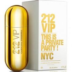CAROLINA HERRERA 212 VIP вода парфюмерная жен 50 ml