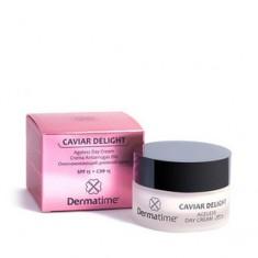 """Омолаживающий дневной крем SPF-15 """"Caviar Delight"""", 50 мл (Dermatime)"""