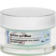 Конструирующий прозрачный гель Blue Builder Gel INGARDEN