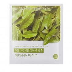 HOLIKA HOLIKA Маска гидрогелевая Силы природы, зеленый чай / Found From Nature Green Tea Hydrogel Mask 32 г