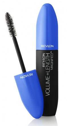 REVLON Тушь водостойкая для ресниц Объем + длина 351 / Mascara Volume + Length Magnified Wp Blackest black