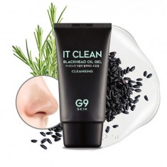 очищающий гель berrisom it clean blackhead oil gel