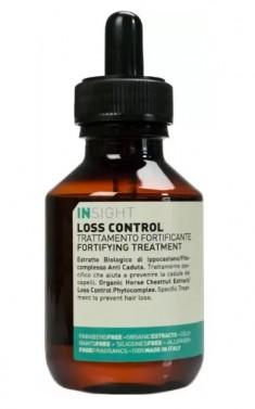 INSIGHT Лосьон против выпадения волос / LOSS CONTROL 100 мл