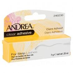 ANDREA Клей для ресниц прозрачный / Mod Strip Lash Adhesive Clear 7 г