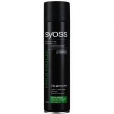 Лак для волос максимально сильной фиксации Max Hold SYOSS