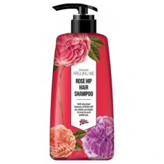 шампунь для волос welcos around me rose hip hair shampoo