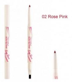 Карандаш для губ TONY MOLY Easy Touch auto lip liner 02 Rose Pink