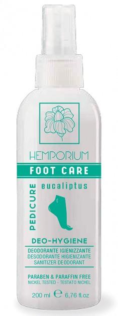KAYPRO Дезодорант гигиенический с эвкалиптом для ног / DEO-HYGIENE 200 мл