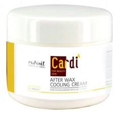 RuNail Крем охлаждающий после депиляции / Cardi 125 мл