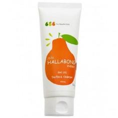 очищающее средство с комплексом чеджу the yeon jeju hallabong energy gel oil perfect cleanser