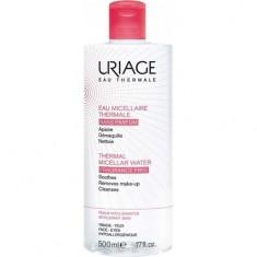 Очищающая мицеллярная вода без ароматизаторов Uriage