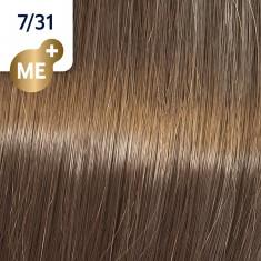 WELLA 7/31 краска для волос, комо / Koleston Perfect ME+ 60 мл