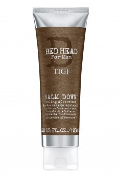 TIGI Лосьон охлаждающий после бритья, для мужчин / Bed Head for Men Balm Down Cooling Aftershave 125 мл