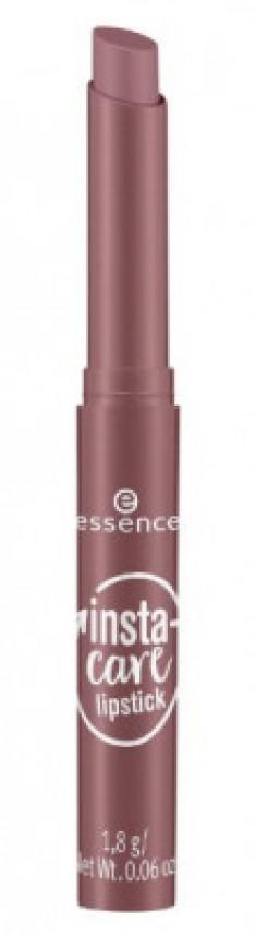 Губная помада ЕSSENCE Insta-Care 02 пурпурно-коричневый Essence