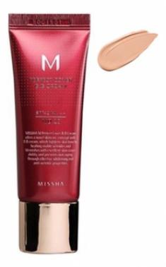 Тональный крем MISSHA M Perfect Cover BB Cream SPF42/PA+++ (No.21/Light Beige) 20ml