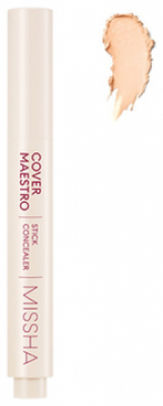 Консилер для лица MISSHA Cover Maestro Stick Concealer №21/Piano
