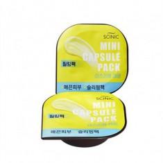 Mini Capsule Pack Clay Lemon Scinic