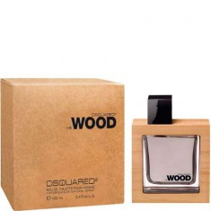 Туалетная вода He Wood Pour Homme 100 мл DSQUARED