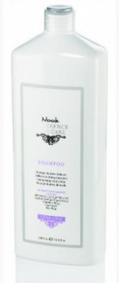 Шампунь успокаивающий для чувствительной кожи головы NOOK Difference Hair Care Ph 5,5 1000 мл