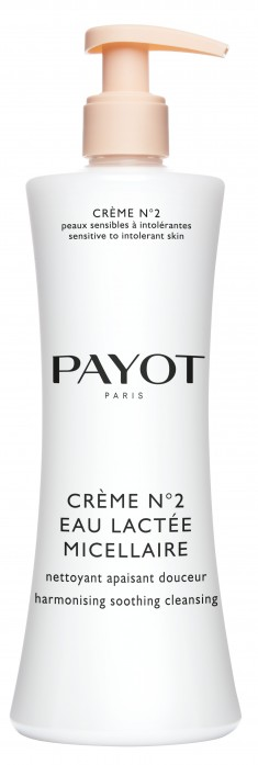 PAYOT Молочко очищающее мицеллярное для чувствительной кожи / CREME № 2 400 мл