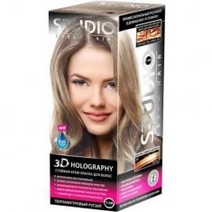 Стойкая крем-краска для волос 3D Holography STUDIO