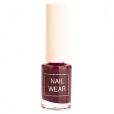 Лак для ногтей The Saem Nail Wear 93.Retro purple 7мл