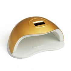 TNL, Лампа UV/LED Sun, 72W, золотая TNL Professional