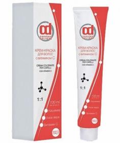CONSTANT DELIGHT 4/16 краска с витамином С для волос, средне-коричневый сандре шоколадный 100 мл