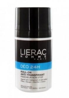 Дезодорант 24 часа защиты для мужчин Lierac Homme 50 мл