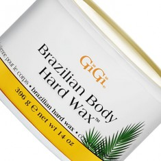 Gi-gi brazlian bodi hard wax твердый воск для бразильской эпиляции 396гр GIGI
