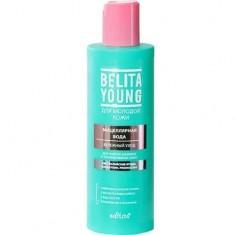 Мицеллярная вода для снятия макияжа и тонизирующая ркожи Бережный уход БЕЛИТА